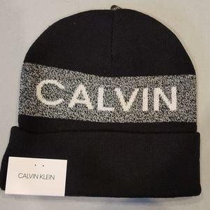 NWT MEN'S/UNISEX CALVIN KLEIN Logo HAT